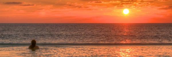 Hotelito Desconocido Sunset