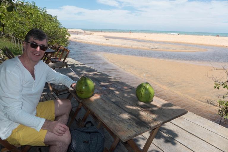 Me at Praia do Espelho