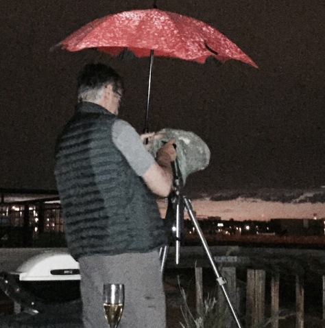Photography in the rain