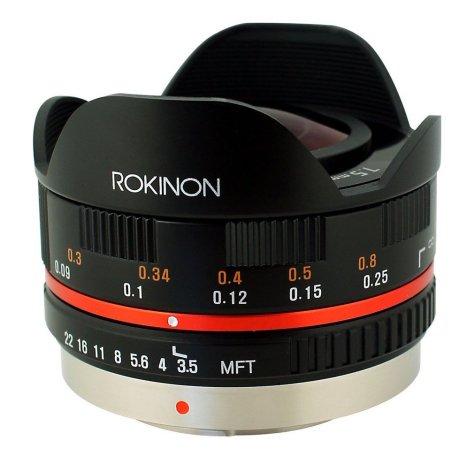 Rokinon lens